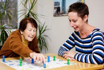 Ein guter Vorsatz: Ehrenamt in der Altenpflege