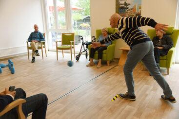 Ein Jahr Tagespflege im Heinrich Püschel Haus