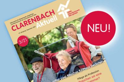 Die Clarenbach aktuell 3/21